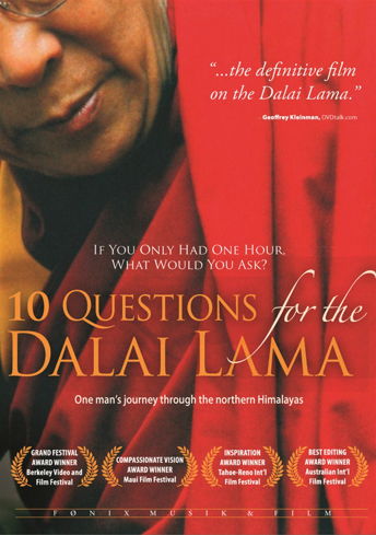 Bild på 10 questions for the Dalai Lama
