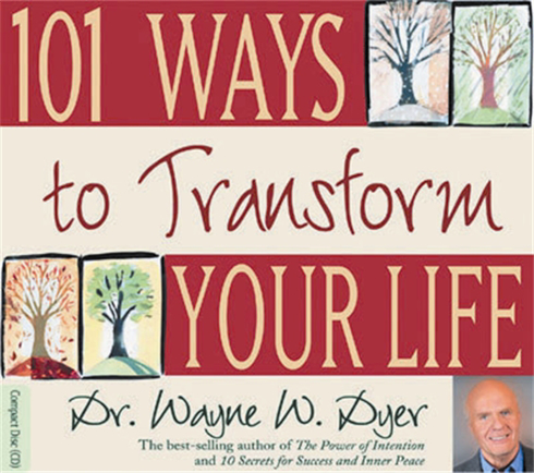 Bild på 101 ways to transform your life