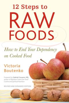 Bild på 12 Steps to Raw Foods