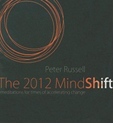Bild på 2012 mindshift - meditations for times of accelerating change