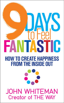 Bild på 9 days to feel fantastic - how to create happiness from the inside out