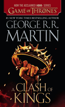 Bild på A Clash of Kings (HBO Tie-in Edition)