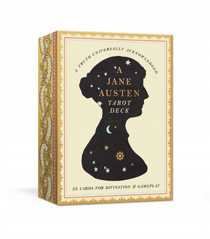 Bild på A Jane Austen Tarot Deck: 53 Cards for Divination and Gameplay