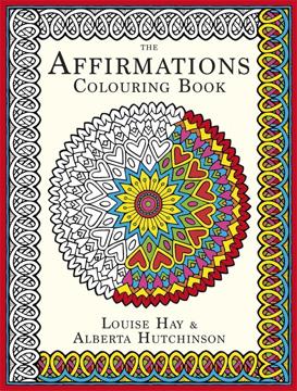 Bild på Affirmations colouring book