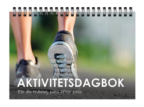 Bild på Aktivitetsdagbok: För din träning, pass efter pass