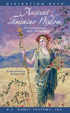 Bild på Ancient Feminine Wisdom: Of Goddesses and Heroines