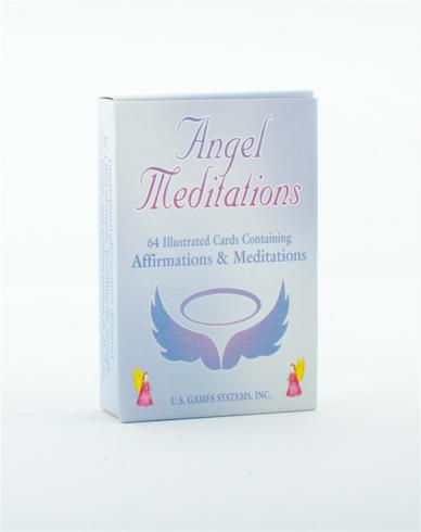 Bild på Angel Meditation Tarot Cards