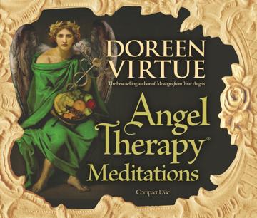 Bild på Angel therapy meditations