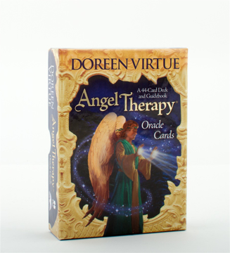 Bild på Angel therapy oracle cards