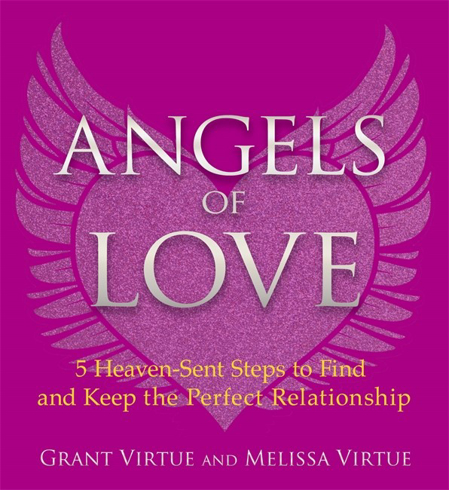 Bild på Angels of love - 5 heaven-sent steps to find and keep the perfect relations
