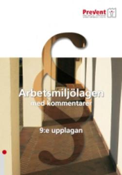 Bild på Arbetsmiljölagen