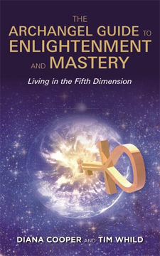 Bild på Archangel guide to enlightenment and mastery - living in the fifth dimensio