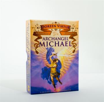 Bild på Archangel michael oracle cards