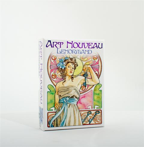 Bild på Art Nouveau Lenormand