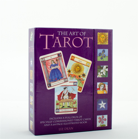 Bild på Art of tarot - your complete guide to the tarot cards and their meanings