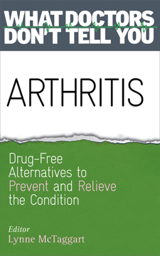 Bild på Arthritis - drug-free alternatives to prevent and reverse arthritis