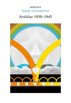 Bild på Artiklar 1930-1945
