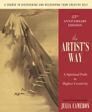 Bild på Artists way - 25th anniversary edition