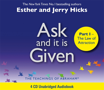 Bild på Ask and it is given (part i) - the laws of attraction