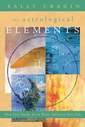 Bild på Astrological elements - how fire, earth, air and water influence your life