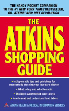 Bild på Atkins shopping guide