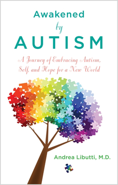 Bild på Awakened by autism - embracing autism, self and hope for a new world