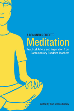 Bild på Beginners guide to meditation, a