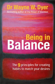 Bild på Being in balance - 9 principles for creating habits to match your desires
