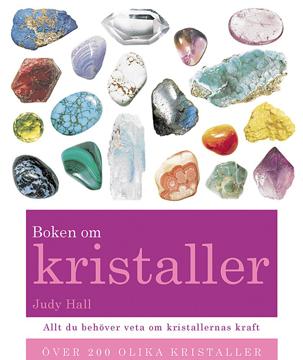 Bild på Boken om kristaller : din kompletta guide till kristaller