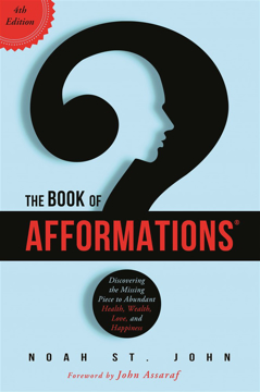 Bild på Book of afformations (r) - discovering the missing piece to abundant health