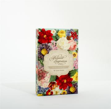 Bild på Botanical Inspirations Deck & Book Set