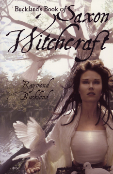 Bild på Bucklands book of saxon witchcraft - previously published as: the tree: the