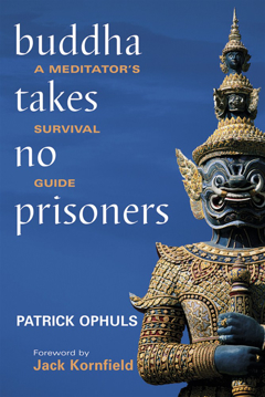 Bild på Buddha Takes No Prisoners