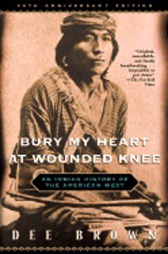 Bild på Bury My Heart At Wounded Knee