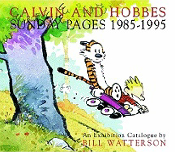 Bild på Calvin and Hobbes: Sunday Pages 1985-1995
