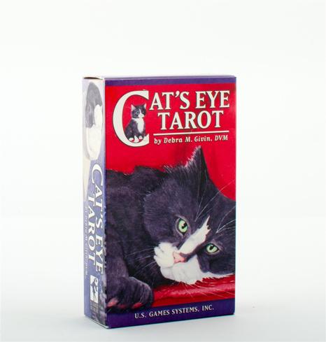 Bild på Cat's Eye Tarot