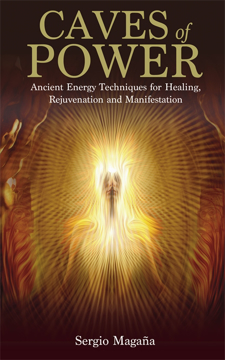 Bild på Caves of power - ancient energy techniques for healing, rejuvenation and ma