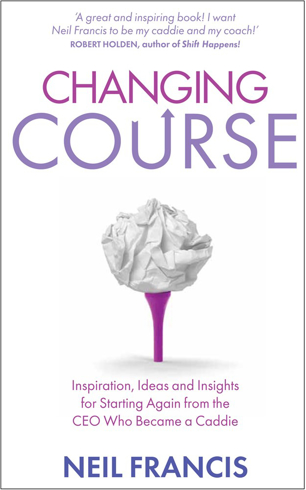 Bild på Changing course - inspiration, ideas and insights for starting again from t