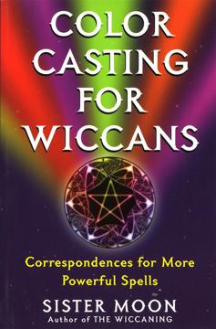 Bild på Color Casting For Wiccans: Correspondences For More Powerful Spells