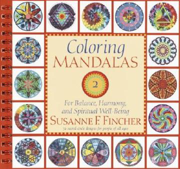 Bild på Coloring Mandalas 2