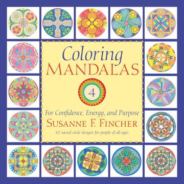 Bild på Coloring Mandalas 4
