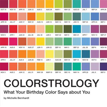 Bild på Colorstrology