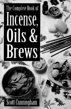 Bild på Complete book of incense, oils and brews