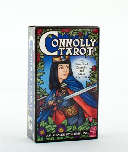 Bild på Connolly Tarot Deck