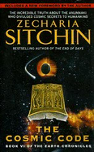 Bild på Cosmic Code: Book Vi Of The Earth Chronicles (New Edition)