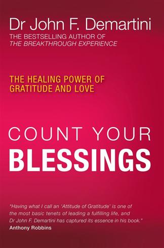 Bild på Count your blessings