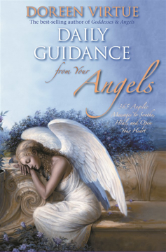 Bild på Daily guidance from your angels - 365 angelic messages to soothe, heal, and