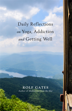 Bild på Daily Reflections on Addiction, Yoga, and Getting Well