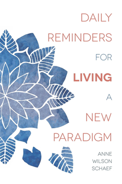 Bild på Daily reminders for living a new paradigm