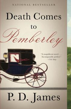 Bild på Death Comes to Pemberley